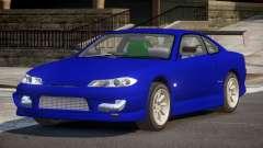 Nissan Silvia BS