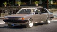 1985 Audi 80 B2 para GTA 4