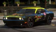 Dodge Challenger Drift L10 para GTA 4