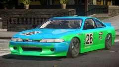 Nissan Silvia S14 Drift PJ8 para GTA 4
