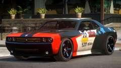 2010 Dodge Challenger SRT8 L4 para GTA 4