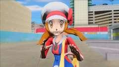 Lyra from Pokemon Masters para GTA San Andreas