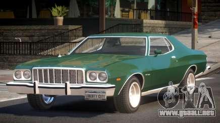 Ford Gran Torino OS para GTA 4