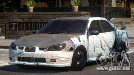 Subaru Impreza STI GS L3 para GTA 4