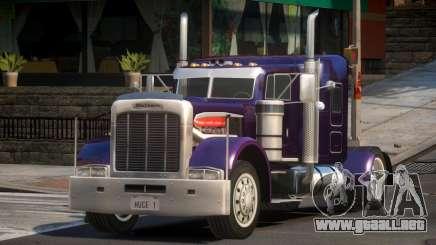 Truck from FlatOut 2 para GTA 4