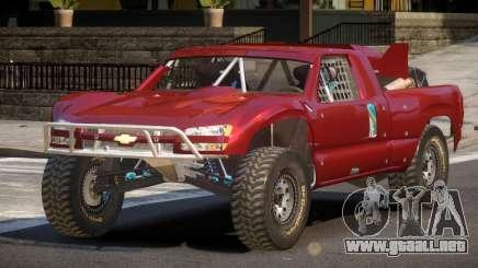 Chevrolet Silverado RC para GTA 4