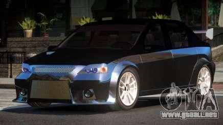Renault Logan R-Tuning para GTA 4