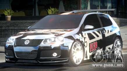 Volkswagen Golf GTI Drift PJ6 para GTA 4