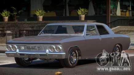 1964 Chevrolet Chevelle SN para GTA 4