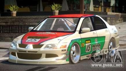 Mitsubishi Lancer Drift PJ10 para GTA 4