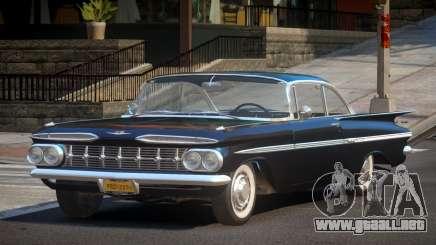 1961 Chevrolet Impala Old para GTA 4