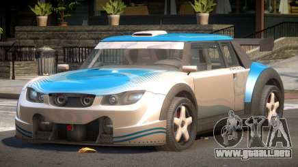 Valley Car from Trackmania 2 PJ4 para GTA 4