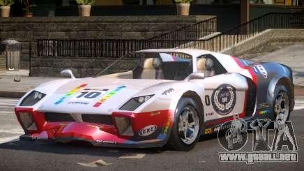 Island Car from Trackmania PJ5 para GTA 4