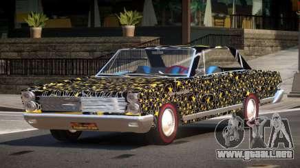 Ford Mercury D-Tuned PJ7 para GTA 4