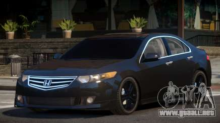 Honda Accord D-Tuned para GTA 4
