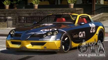 Coast Car from Trackmania PJ2 para GTA 4
