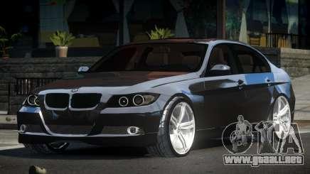 BMW 330i E90 V1.0 para GTA 4