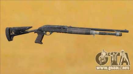 Resident Evil 3 Remake Benelli M4 Super 90 para GTA San Andreas