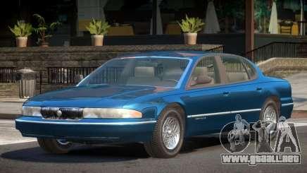 Chrysler New Yorker XIV para GTA 4