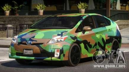 Toyota Prius L5 para GTA 4