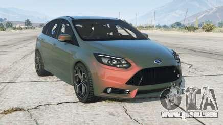 Ford Focus ST (DYB) 2013 para GTA 5