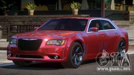Chrysler 300C GS L1 para GTA 4