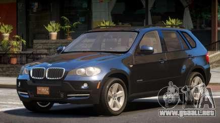 2007 BMW X5 E70 para GTA 4