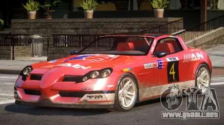 Coast Car from Trackmania PJ4 para GTA 4