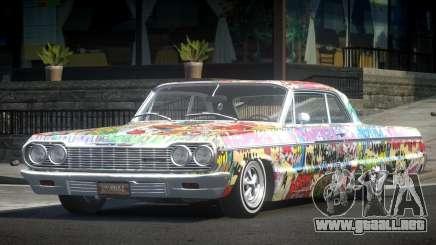 Chevrolet Impala SS Old L9 para GTA 4
