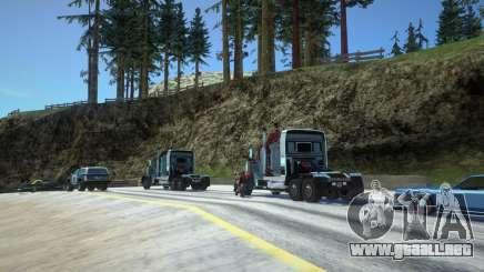 Real Traffic Fix v2.1.1 beta para GTA San Andreas