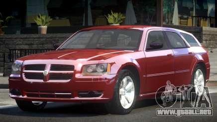 Dodge Magnum UL para GTA 4