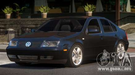 Volkswagen Bora SN para GTA 4