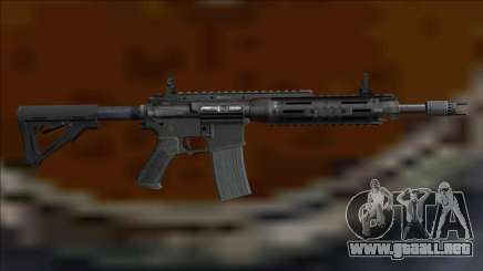 M4A1-Tech Assault Rifle para GTA San Andreas