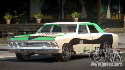 1964 Chevrolet Chevelle L3 para GTA 4