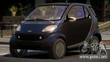 2012 Smart ForTwo para GTA 4