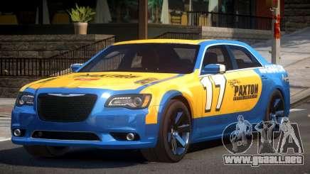 Chrysler 300C GS L4 para GTA 4