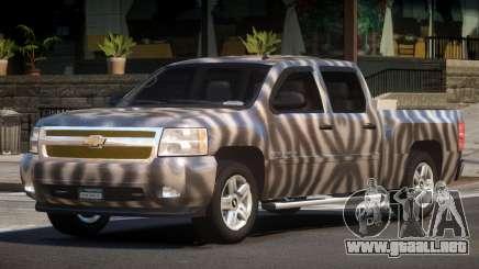 Chevrolet Silverado GST 1500 L9 para GTA 4