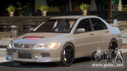 Mitsubishi Lancer IX LT para GTA 4