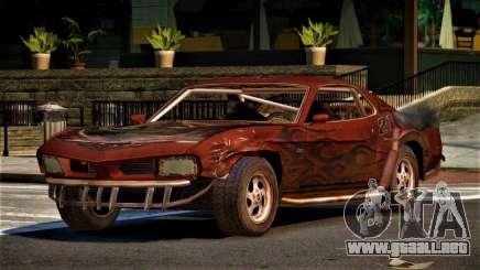 Venom from FlatOut 2 PJ3 para GTA 4