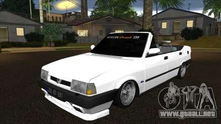 Tofas Dogan Cabrio para GTA San Andreas