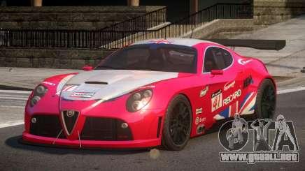 2007 Alfa Romeo 8C L2 para GTA 4