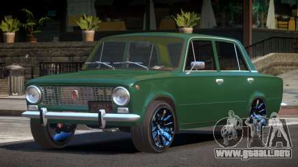VAZ 2101 LT para GTA 4