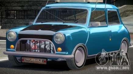 1965 Mini Cooper para GTA 4