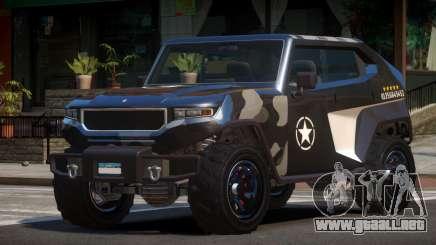 Canis Freecrawler L3 para GTA 4
