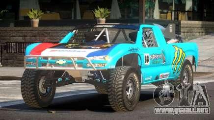 Chevrolet Silverado RC L2 para GTA 4