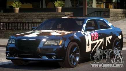Chrysler 300C GS L2 para GTA 4
