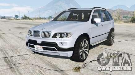 BMW X5 4.8is (E53) 2005 para GTA 5
