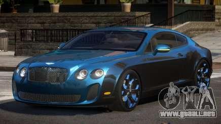 2010 Bentley Continental GT para GTA 4