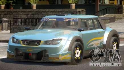 Valley Car from Trackmania 2 PJ6 para GTA 4