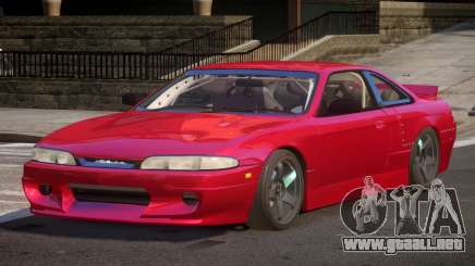 Nissan Silvia S14 Drift para GTA 4